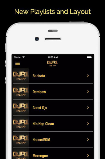 DJ R1 App
