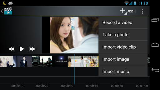 Video Maker Movie Editor screenshot 7