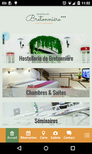 Hostellerie de Bretonnière- screenshot thumbnail