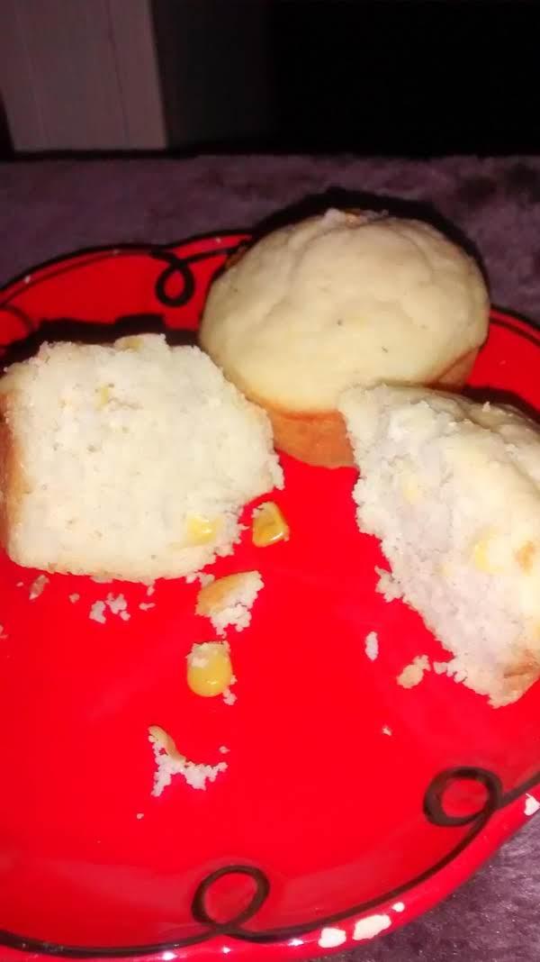 Pattycake's Corn Muffins