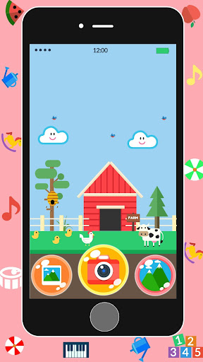 Baby Real Phone. Kids Game 1.15.1 screenshots 3