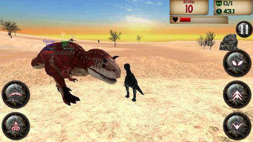 迪諾辛:侏羅紀戰鬥