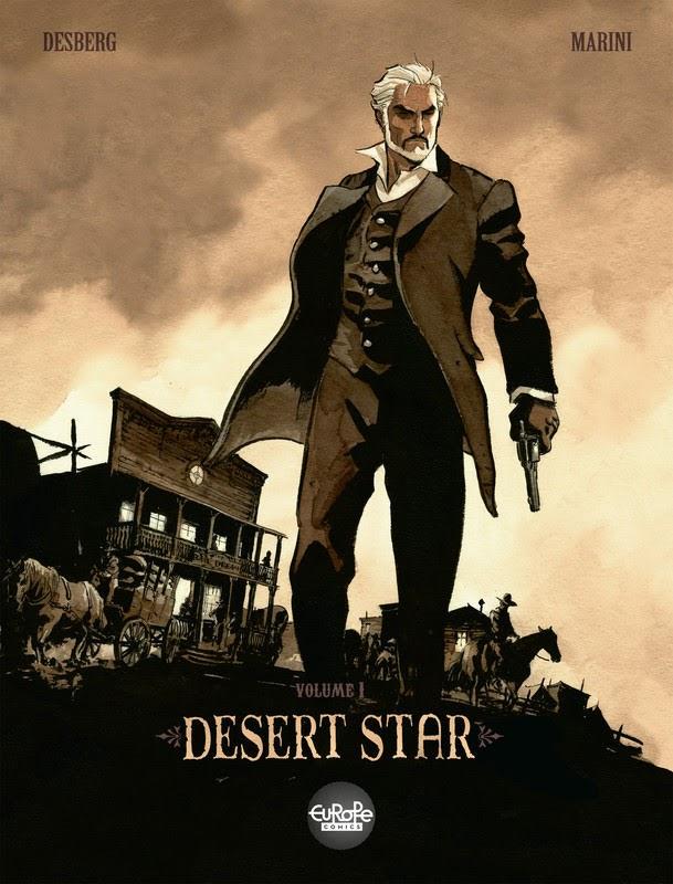 Desert Star (2016) - complete