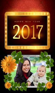 New Year Photo Frames 2017 screenshot 8
