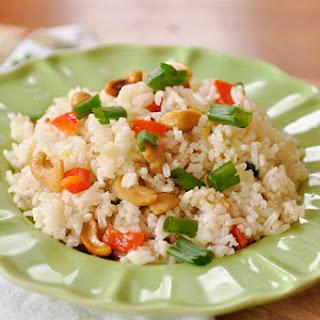 Cashew Nut Rice