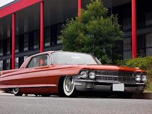 キャデラック  1962 Deville Coupeのカスタム事例画像 Mr.CAPITALさんの2018年09月30日19:38の投稿
