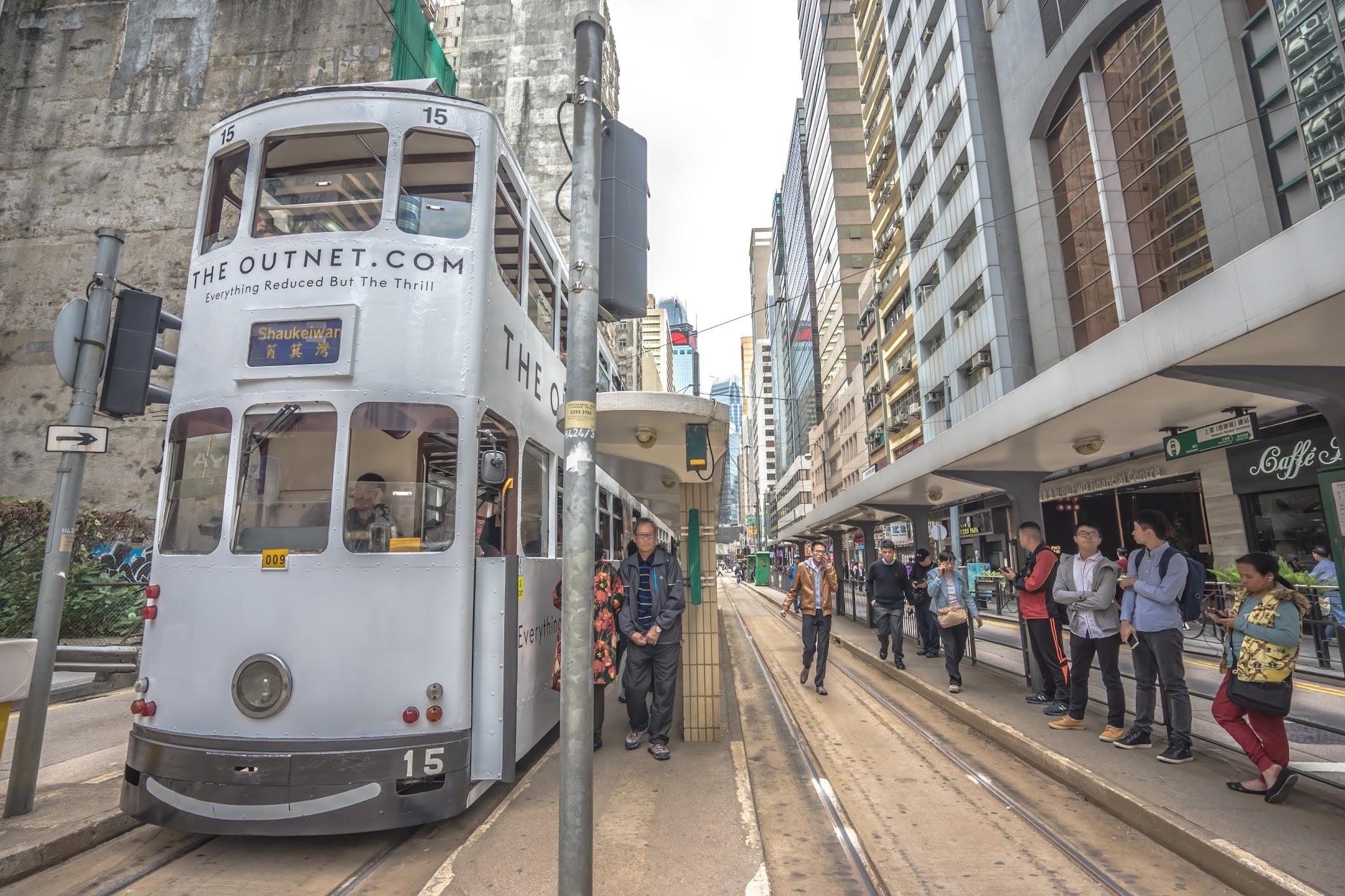 香港 トラム3