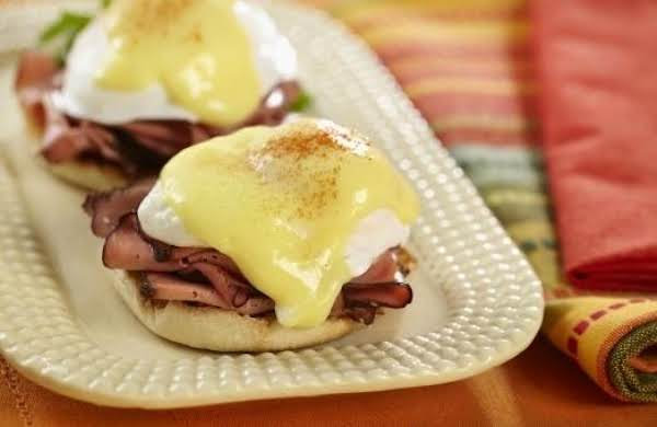 Canadiana Eggs Benedict Recipe