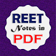 Download REET Exam Notes : Pdf For PC Windows and Mac