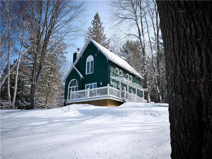 Cottages for rent with 2 bedroom in Québec #15