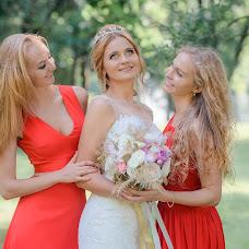 Wedding photographer Galina Mescheryakova (GALLA). Photo of 05.04.2018