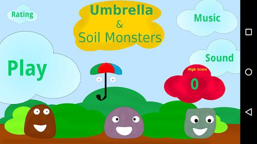 Umbrella Soil Monsters