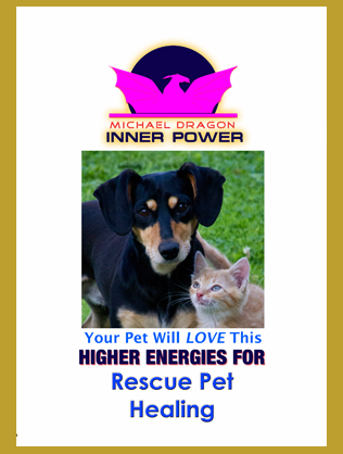 Rescue Pet Healing DVD program