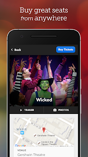 Broadway.com - Tickets & News- screenshot thumbnail