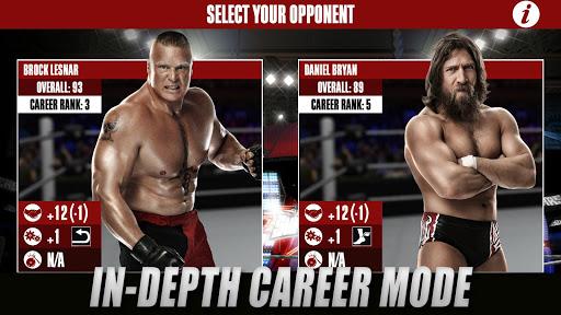 Download WWE 2K MOD APK 4
