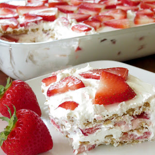 Strawberry Cake Without Eggs Recipes.