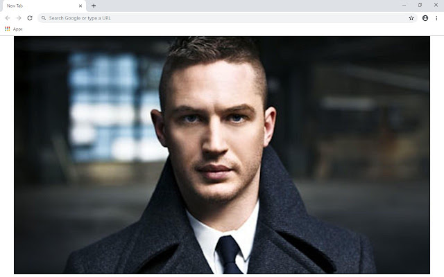 Tom Hardy New Tab & Wallpapers Collection