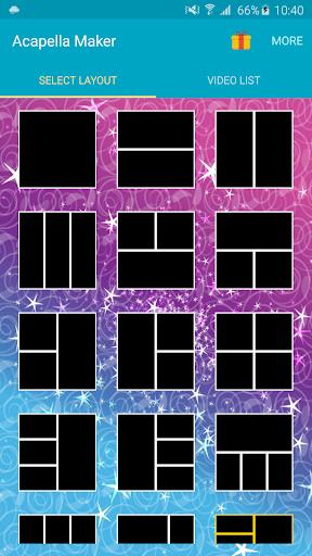 Acapella Maker - Video Collage 0.9.2 screenshots n 1