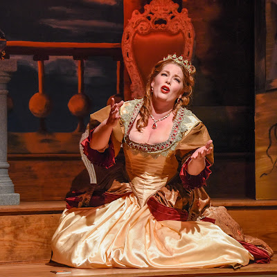 American Baroque Opera Co.'s first staged opera a winner in Alcina