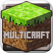 Multicraft Pro Survivor Game