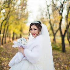 Wedding photographer Azamat Sarin (Azamat). Photo of 15.10.2016