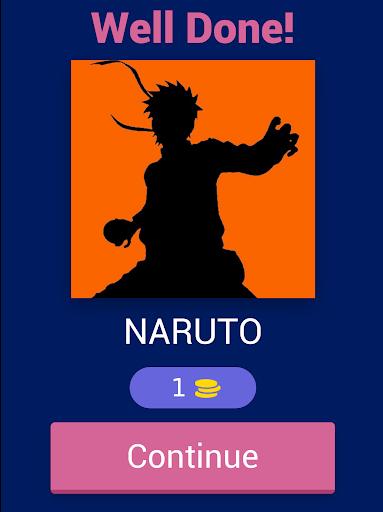 Guess The Character: Naruto 3.13.7z screenshots 4