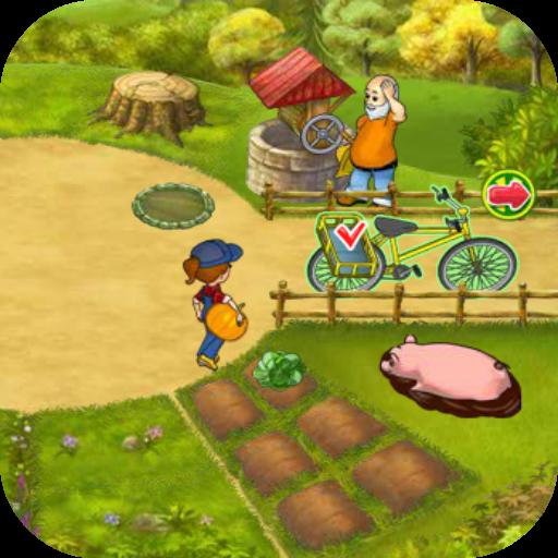 เกมส์ปลูกผักเลี้ยงสัตว์