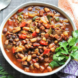 Slow Cooker Soda Baked Beans Recipe