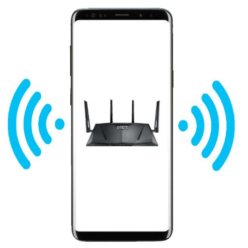 Netshare - Vừa thu vừa phát wifi v1.81 [Pro + Việt hoá]