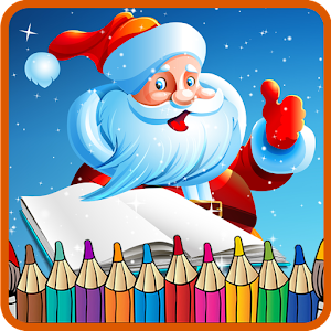 Christmas Coloring Pages for PC and MAC