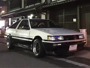 カローラレビン AE86 S61 GT-APEX SPのカスタム事例画像 2ハチさんの2019年01月17日15:46の投稿