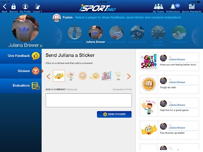 iSport360 for Youth Sports- screenshot thumbnail