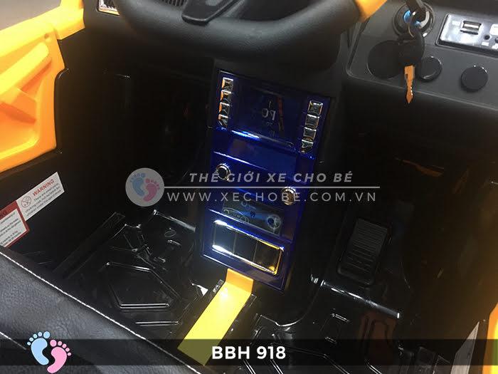 xe oto dien tre em BBH-918 16