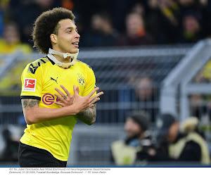🎥 Les plus belles actions d'Axel Witsel avec le Borussia Dortmund !