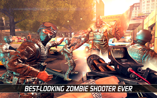 UNKILLED: MULTIPLAYER ZOMBIE SURVIVAL SHOOTER GAME  screenshots 9
