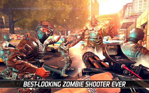 UNKILLED: MULTIPLAYER ZOMBIE SURVIVAL SHOOTER GAME- screenshot thumbnail