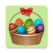 Easter photo stickers editor