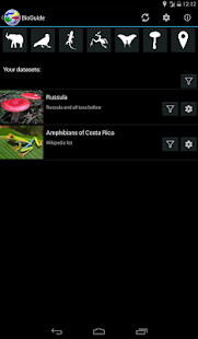 BioGuide - World Field Guide- screenshot thumbnail