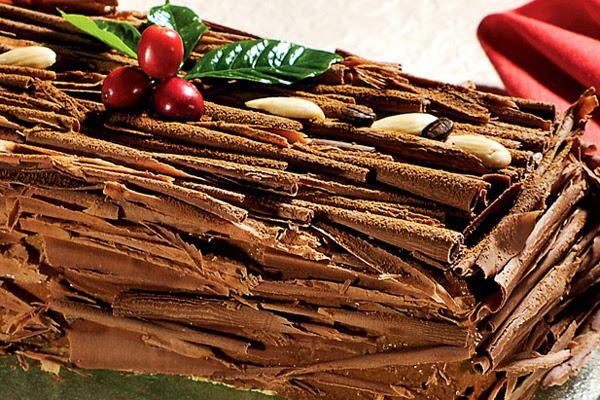 Terrine de Chocolate com Café