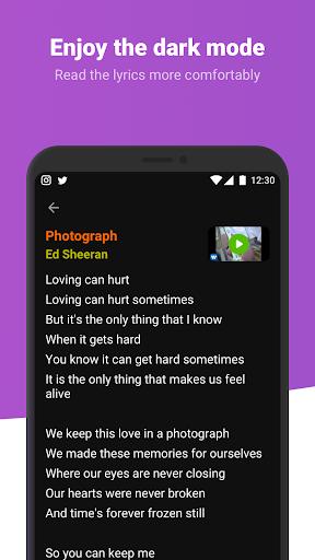 Letras.mus.br 2.3.4 Screenshots 7