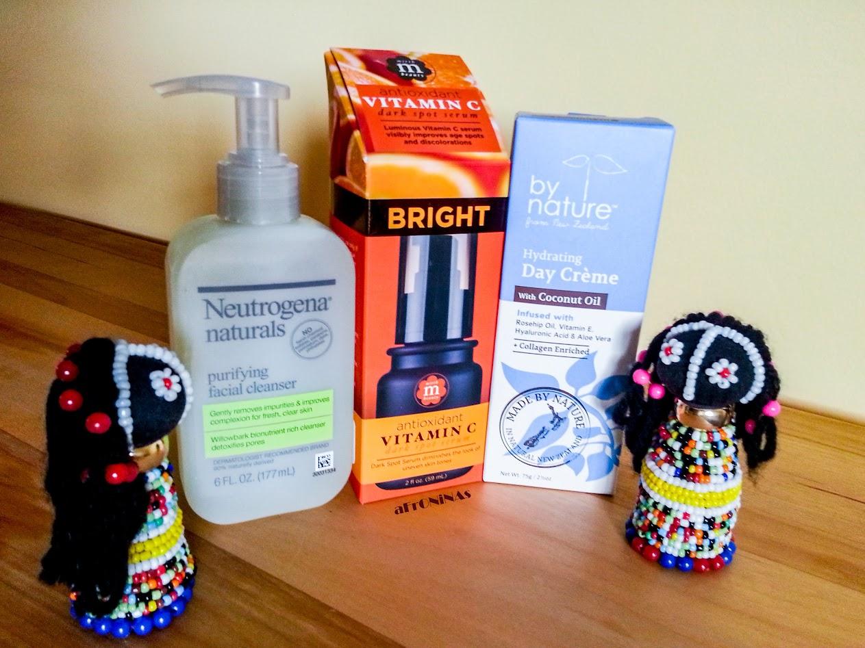 nuevos productos rutina facial, belleza facial, cara, hidratante, loción, manchas piel, cuidado piel
