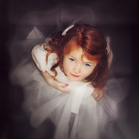 Crystal Angel... by Andy Dyso - Babies & Children Child Portraits