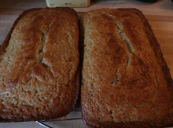 Banana Tea Bread Recipe