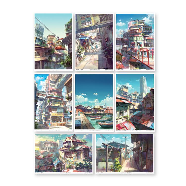 <loka made :Postcard Vol.2>