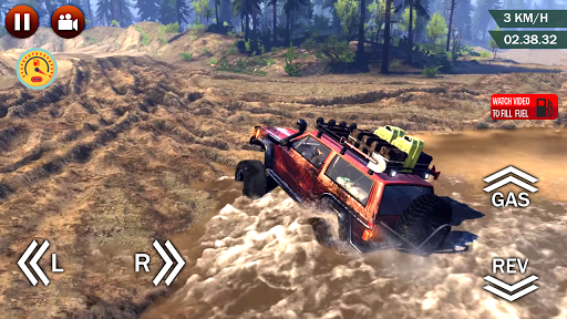 Offroad Xtreme 4X4 Rally Racing Driver 1.1.4 Mod screenshots 2