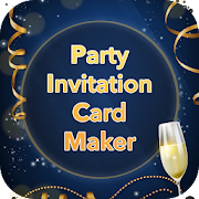 Party Invitation Card Maker APK