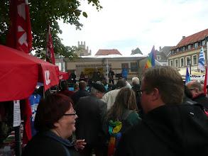 Photo: Marktplatz Kalkar Foto: B.Bellwinckel
