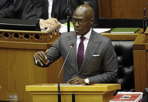 Malusi Gigaba. Picture: REUTERS
