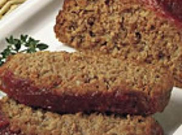 Mom's Souperior Meat Loaf