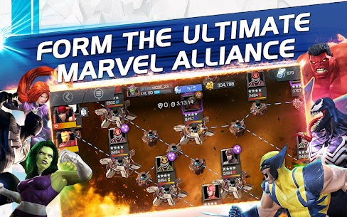 Marvel Contest of Champions MOD (God Mode) 2
